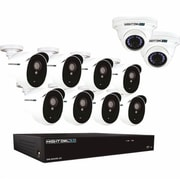 Night Owl CL-HDA30-161022P Wired 16 Channel Video Security System with 8 x Infrared Bullet Cameras & 2 x Dome Cameras