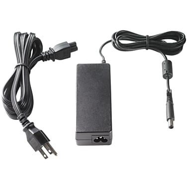 HP® 150 W Slim AC Adapter, Black, for Business Notebooks/Tablet PCs (AL192AA)
