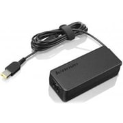 lenovo™ 65 W Slim Tip AC Adapter, Black, for ThinkPad T550/T450 Laptop (0A36258)