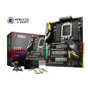 msi® X399 Gaming Pro Carbon AC Desktop Motherboard