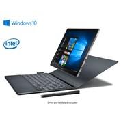 "Samsung® Galaxy Book SM-W720NZKA 12"" 2-in-1 PC Bundle with Adapter & Pencil, Intel Core i5, 256GB, 8GB, Windows 10 Home"