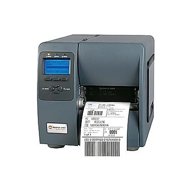 Datamax M-Class M-4210 Network Direct Thermal/Thermal Transfer Label Printer, Ethernet/USB/Serial, Gray