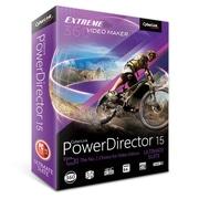 Cyberlink PowerDirector v.15.0 Ultimate Suite Software, 1 User, Windows, Disc (PUS-EF00-RPM0-00)