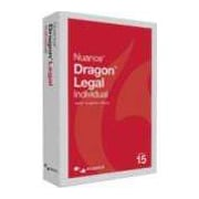 Nuance®Dragon Legal Individual, v15 Software, Single User, Windows (A587A-R00-15.0)