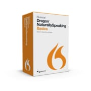 Nuance®Dragon Naturally Speaking Basics 13 Software, Windows (K309A-G00-13.0)