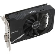 msi - AMD Radeon™ RX 550 Graphics Card, 4GB GDDR5 (RX550AEROITX4GO)