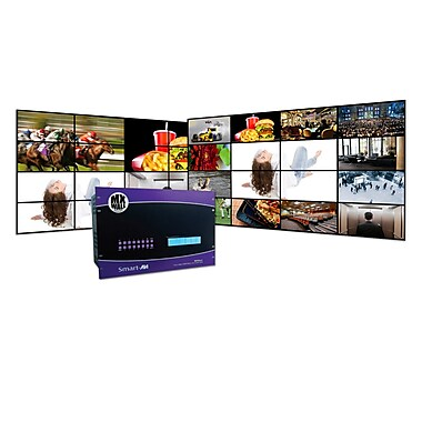 SmartAVI MXWall Audio/Video Switchbox(MXWALL-1212S)