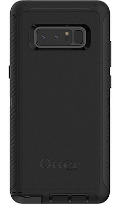 OtterBox Protective Case for Samsung Galaxy Note 8, Black (77-55901)