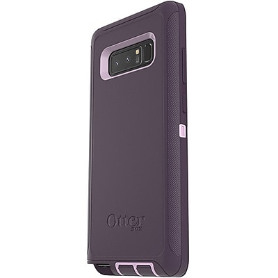 OtterBox Protective Case for Samsung Galaxy Note 8, Orchid/Purple (77-55902)