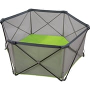 Summer Infant® Pop 'n Play® Portable Playard, Gray/Green (27390)