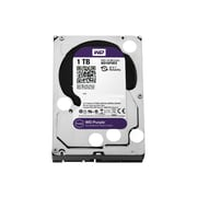 "Western Digital® WD Purple™WD10PURX 1TB SATA 6 Gbps 3.5"" Internal Hard Drive"