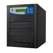EZ Dupe Media Mirror Multi-Format 1 Copy DVD/CD/SD/CF/MS/MMC/USB Duplicator (MM01PIB)