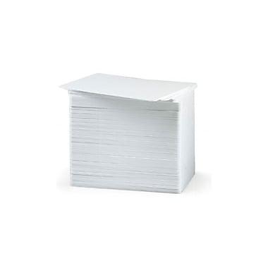 Zebra® Premier PVC ID Card for P110m Printer, White, 5/Pack (104523-117)