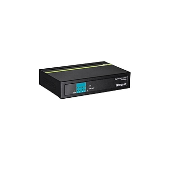 Trendnet - Commutateur Gigabit PoE+, 5 ports, TPE-TG50g (Version v1.0R)
