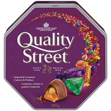 Nestle Quality Street Tin, 180 g