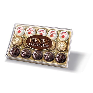 Ferrero Rocher – Collection assortie, paq./15