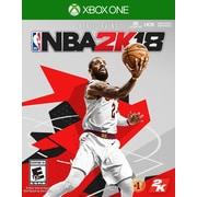 Jeu NBA 2K18, pour Xbox One