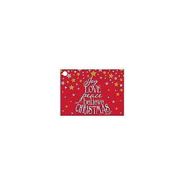 Creative Bag Holiday Gift Card Holders, 3.75 x 2.75
