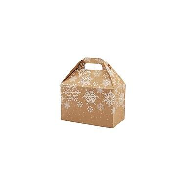 Creative Bag Festive Gable Boxes, 8.5 x 5 x 5.5