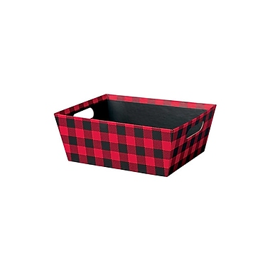 Creative Bag Festive Serving Trays, 9 x 7 x 3.5