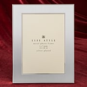 Winston Porter Brushed Picture Frame; 6'' x 4''