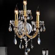 Astoria Grand Orr 3-Light Candle Wall Light