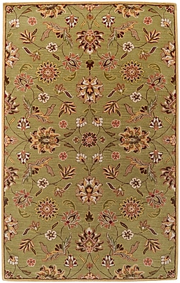Charlton Home Purcell Gold Rug; 5' x 8'