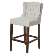 Darby Home Co Dalkeith 27'' Upholstery Bar Stool