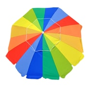 Freeport Park Alain Beachball 7.5' Beach Umbrella