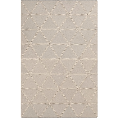Union Rustic Alexander Ivory Area Rug; Rectangle 3'3'' x 5'3''