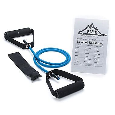 Black Mountain Products - Bande élastique, fixation à la porte et guide de démarrage inclus, 4 à 6 lb
