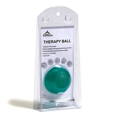 Black Mountain Products - Balle thérapeutique pour les mains, vert