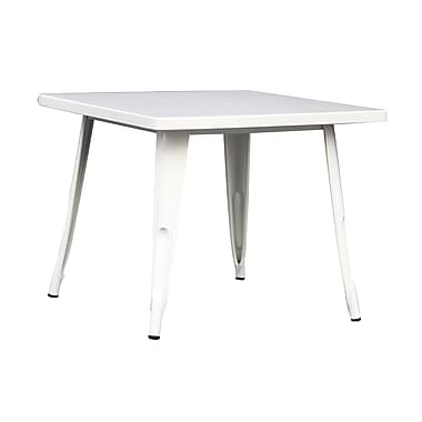 ACEssentials™ Kids Metal Table, White (152601)