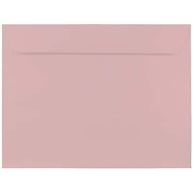 JAM Paper® 9 x 12 Booklet Envelopes, Baby Pink, 1000/carton (32473588B)
