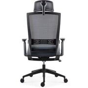 Staples - Chaise de bureau en mailles et en tissu Tarance