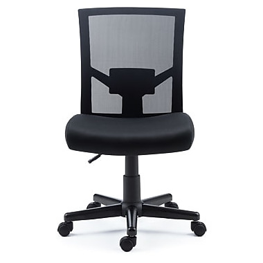 Charmant Staples Radnor Mesh And Fabric Armless Task Chair (51469 CA)