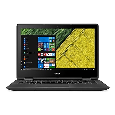 Acer Spin Refurbished SP513-51-57TP 13.3 inch Laptop Computer Intel i5, 256 SSD, 8GB DDR4 SDRAM, HD Graphics 620