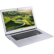 "Acer Chromebook Refurbished CB3-431-C3WS 14"" Laptop Computer 1.6 Ghz Intel, 36GB HDD, 4GB LPDDR3, HD Graphics"