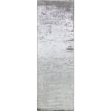 Willa Arlo Interiors Downs Oyster Area Rug; Runner 2'6'' x 8'