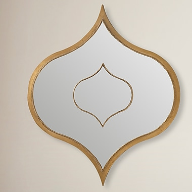 Mistana Wall Mounted Framed Accent Mirror