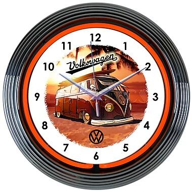Neonetics Volkswagen 15'' Wall Clock