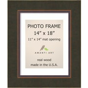 Loon Peak Bourgault Bronze Picture Frame; 11'' x 14''