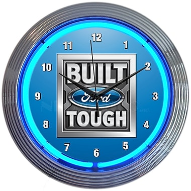 Neonetics Ford 15'' Wall Clock
