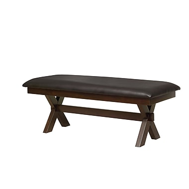 Alcott Hill Bexley Wood Bench