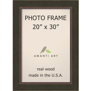 Loon Peak Bourgault Bronze Wood Picture Frame; 20'' x 30''
