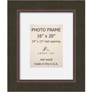 Loon Peak Bourgault Bronze Picture Frame; 10'' x 13''