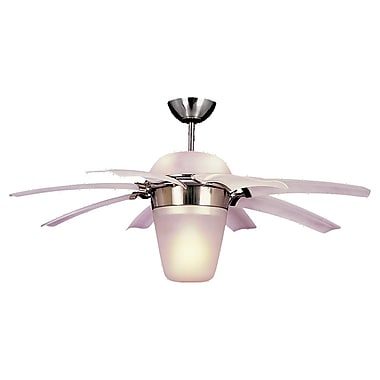 Darby Home Co 44'' Anais 8 Blade Fan w/ Remote