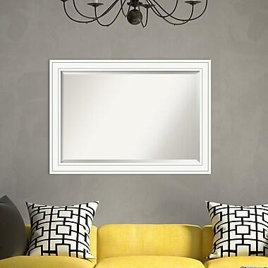 Brayden Studio Woolum Oversize Accent Mirror; 41.13'' H x 21.1'' W