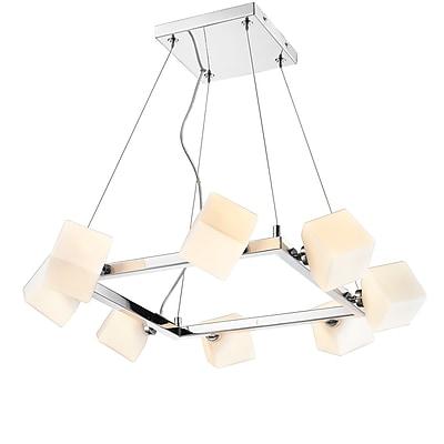 Orren Ellis Lenox Hill 8-Light Pendant