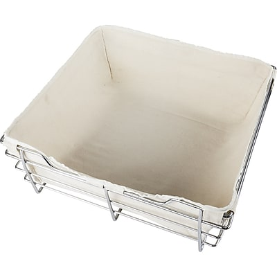 Hardware Resources Canvas Basket Liner